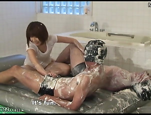 Asian;Japanese;Femdom;Foot Fetish;Facesitting;Mistress;Slave;Threesome;Humiliation Japanese Femdom...