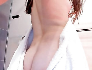 Asian;Blowjob;Cumshot;Handjob;Lingerie;Orgasm;Big Nipples;Big Tits;HD Videos sexy petite dancing in the shower...