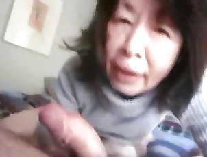 Amateur;Asian;Blowjob;Mature;Granny;HD Videos;Cum in Mouth;Homemade Mature Asian Bj CIM