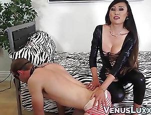 Big Cock (Shemale);Big Tits (Shemale);Blowjob (Shemale);Creampie (Shemale);HD Videos;Anal (Shemale) Asian tgirl dominates cocksucking...