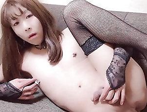 Ladyboy (Shemale);Amateur (Shemale);Masturbation (Shemale);Sex Toy (Shemale);Small Tits (Shemale);Solo (Shemale);HD Videos;Anal (Shemale) Amateeur Asian CD...