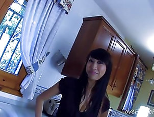 Amateur;Anal;Asian;Facial;HD Videos;Homemade Asian Babe Gets Some Anal In The...