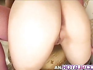 Anal;Asian;Japanese;Small Boobs;Lick My Pussy;Doll;Asshole Closeup;Fucking a Dildo;All Japanese Pass;Com;Hoshino;Lesbian Doll Yuki Hoshino and...