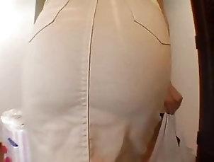 Femdom;Humiliation Sexy Japanese Milf Farts