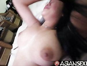 Amateur;Asian;Blowjob;Hardcore;Creampie;Interracial;HD Videos;Big Tits;Big Cock Asian Sex Diary -...