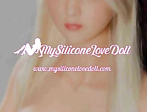 Asian;Sex Toys;HD Videos;Blow up;Asian Blow;My Silicone Love Doll Asami - Blow up this asian blond sex...
