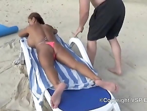 Beach;Hardcore;Pornstar;Vintage;Interracial;Outdoor;Bikini;Big Tits;Interracial Sex;Beach Sex;Huge Tits;American;Big Mike;Silicone Tits;Busty Pornstars;2002;Jamaica;Minka;Asian and White Guy Minka and Big...