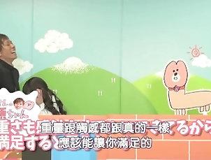 sfw;funny,Reality;Japanese 【軟綿綿超真實胸部】「清水健夢想!」ft....