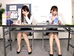 asian;japanese;jav;feet;toe;sucking;fetish;lesbian;school;public;schoolgirl;teacher;pantyhose;nylon;saliva;slave;heels,Asian;Public;Lesbian;Compilation;School;Feet;Japanese JAV - [LESL-305] Lesbian Licking To...
