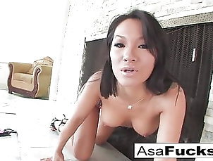 Anal;Asian;Hardcore;Big Boobs;HD Videos;Small Boobs;White;Surrounded;Fucking a Dildo;Asa Akira;Marble Asa surrounded by...