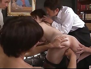 Asian;Cumshots;Group Sex;Facials;Japanese;HD Videos;Serious;Scenes;Shio Fuky Maki Hojo tries...