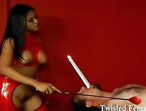 Asian;BDSM;Femdom;Spanking;HD Videos;Bondage;For You;I will;Punish;Twisted Females I will punish you...