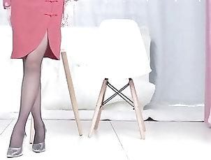 Asian;Nylon;HD Videos;Secretary;High Heels;Interview;Teacher;Pantyhose;Black Lingerie;Black Pantyhose;Pantyhose Heels;Lingerie Heels;Girl;Black Girl;Heels;Black Girl Lingerie;Lingerie Boots;Blackest Girl Asian girl in...