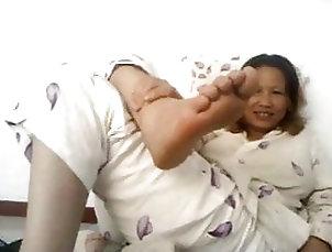 POV;Chinese;Asian MILF;MILF Feet;Mature Feet;Asian Feet;Chinese MILF;Footing;Chinese Mature;Feet;Mature Asian Feet;Chinese Feet Chinese Mature Feet