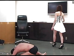 Asian;BDSM;Japanese;Femdom;Foot Fetish;HD Videos;Mistress;Slave;Humiliation Japanese Femdom...