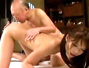 Japanese;Finale With his carer...