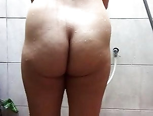 Amateur;Asian;Brunette;Shower;MILF;Chinese;HD Videos;Bathroom;Showering;Girl;GF My wife having a shower