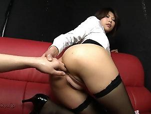 Asian;Brunette;Lesbian;Stockings;Japanese;Fisting;HD Videos Japanese Lesbian...
