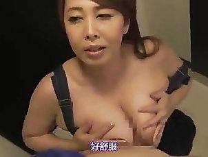 Nipples;Tits;Handjob;Japanese;Creampie;Cum in Mouth;Dirty Talk;Big Tits;Kissing Kazama Yumi Of...