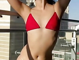 Asian;Babe;HD Videos;Bikini;Sexy Bikini;Sexy Asian Girls;Bikini Babe;Asian Bikini;Sexy Body;Bikini Body;60 FPS Grazy Grace Is...