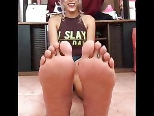 Asian;Foot Fetish;HD Videos;Asian Feet;Footing;Feet IG Asian Feet 2
