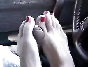 Asian;Mature;Squirting;Granny;Strapon;Cunnilingus;Footjob;European Germany foot action