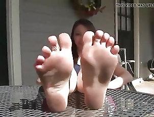 Amateur;HD Videos;Asian Feet;Half Asian;Footing;Feet half asian feet