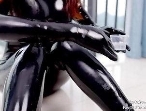 Amateur;Asian;Hardcore;Teen (18+);BDSM;Latex;HD Videos;Cosplay;Bondage;Vacuum;Latex Bondage;Latex Catsuit;Latex Mask;Asian Latex;Teen (18+) Tits;Breathplay;Vacuum Bag;Asian Catsuit;Latex Bodysuit;Fetish Slave Studio DOVE –...