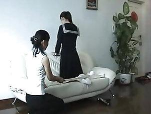 Asian;Lesbian;Foot Fetish;Spanking;Rough Sex Asian Falaka