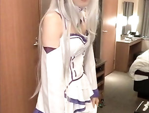 Ladyboy (Shemale);Solo (Shemale);Asian Shemale (Shemale);Japanese (Shemale);HD Videos Cosplay Short...